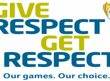 Give Respect - Get Respect Carlow GAA png
