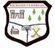 Kildavin-Clonegal GAA Logo