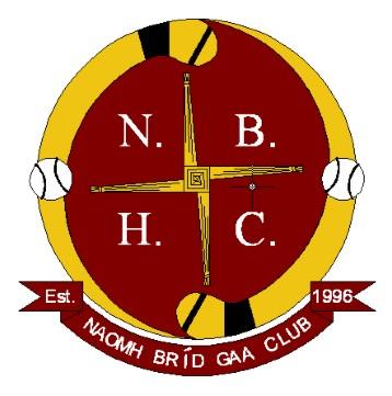 Naomh brid logo website