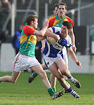 O'BYRNE CUP ACTION