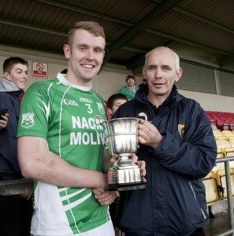 hurling championship action this weekend