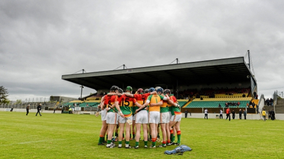 Hurlers unlucky not to claim the win