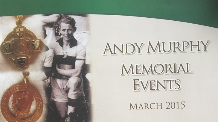andy murphy week of events
