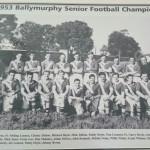 1953 Ballymurphy