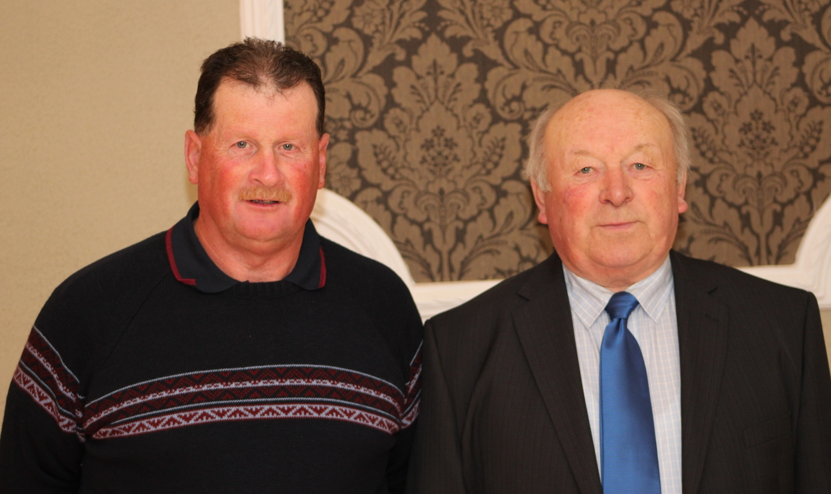 Donal Mullins Honoured for Contribution to Carlow GAA
