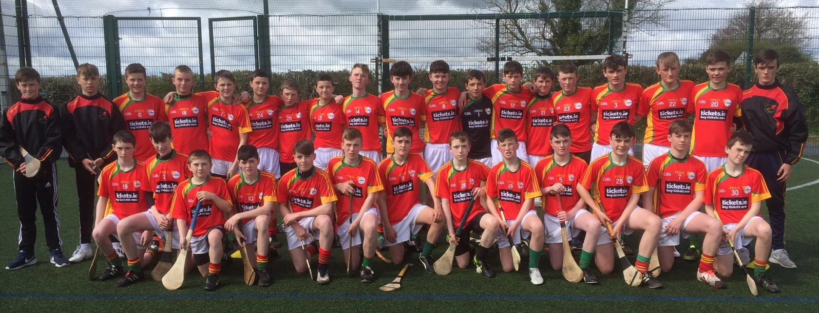 U.14 Hurling Colts 2016
