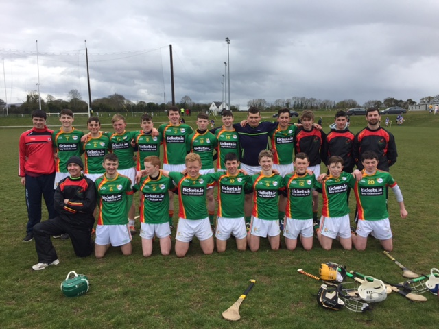 U.16 Hurling Colts 2016