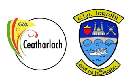 Carlow Minor Hurlers Host Westmeath