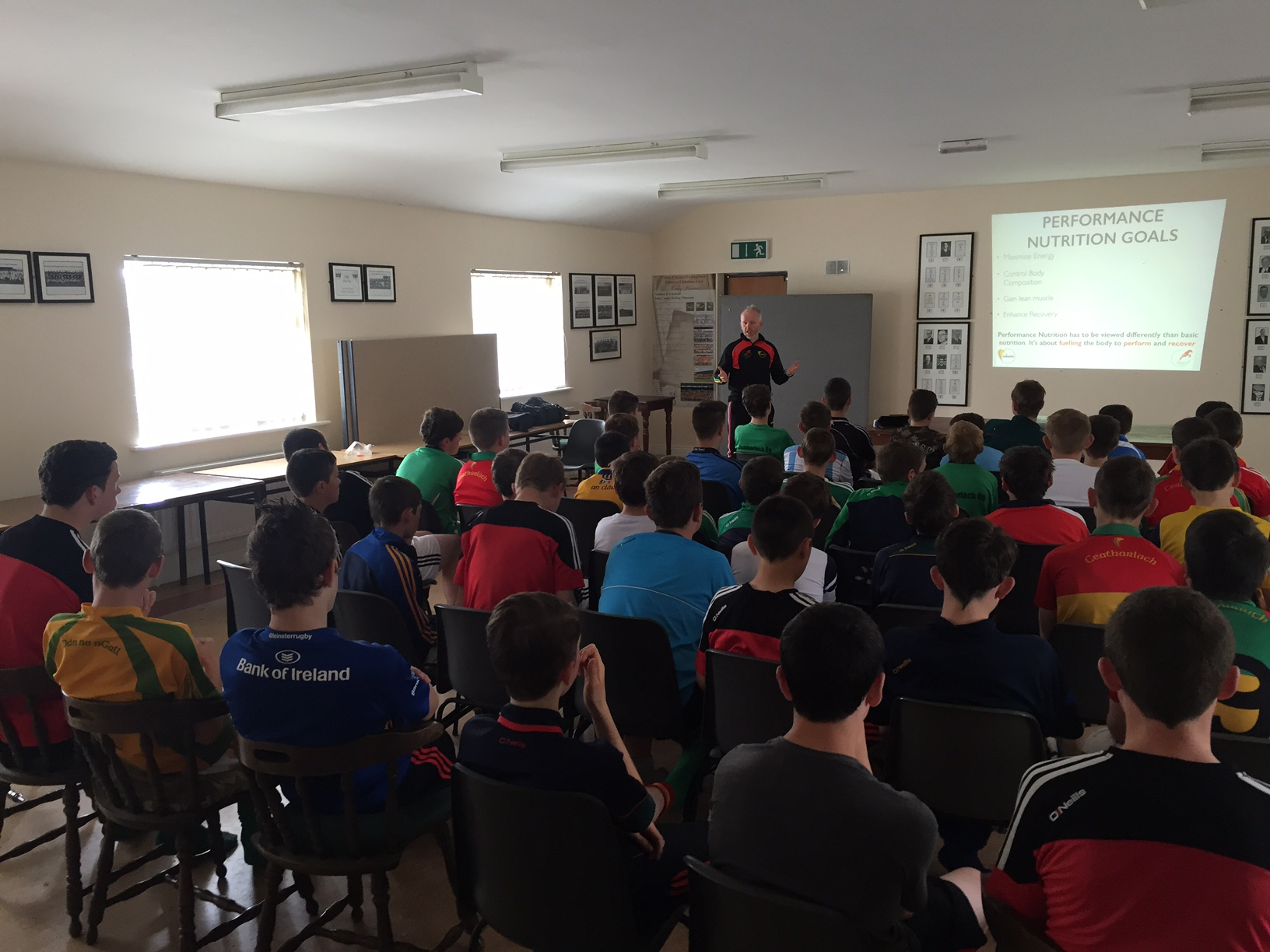 u14 Colts Hurling Camp