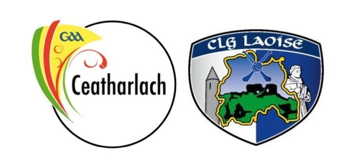 Carlow U21 Team to Play Laois