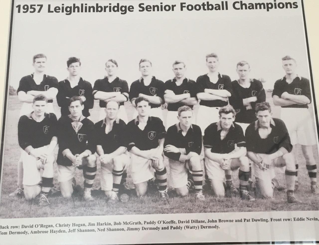 1957 Leighlinbridge
