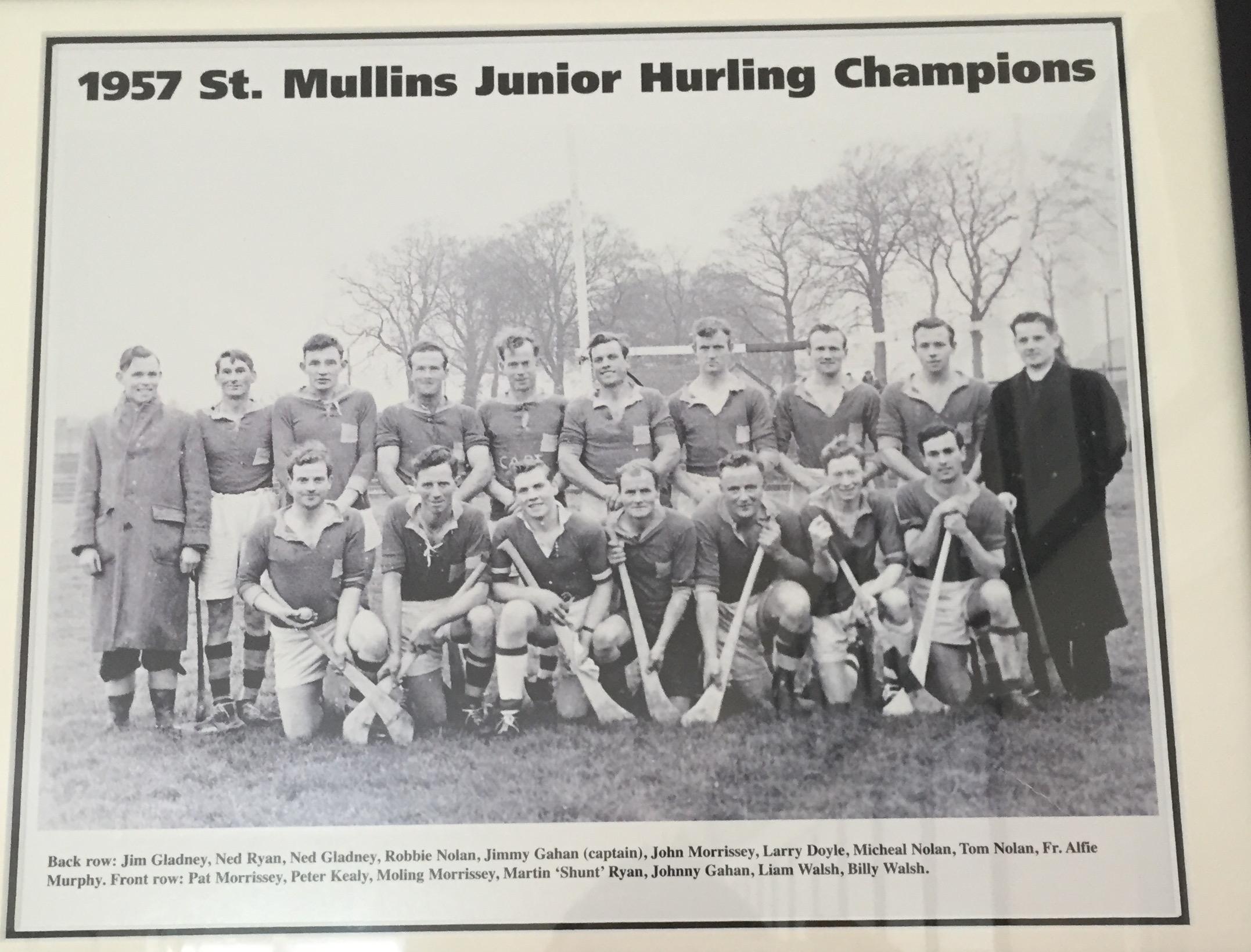 1959 St Mulllins