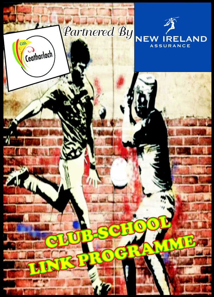 CLUB-SCHOOL LINK & NEW IRELAND ASSURANCE PARTNER UP !