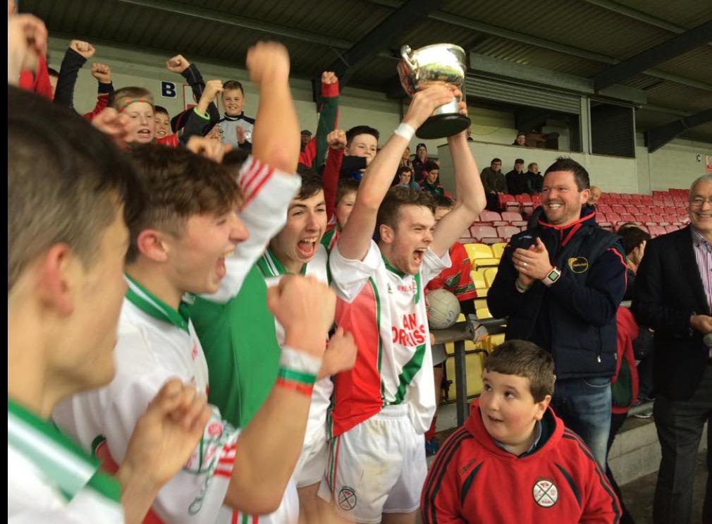 palatine minors grab glory at second attempt