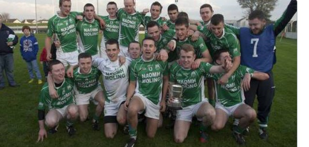 St. mullins are champs again !!!