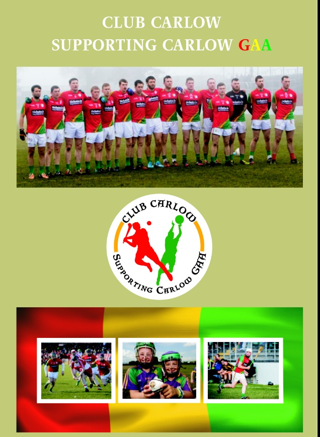 Club Carlow Cover