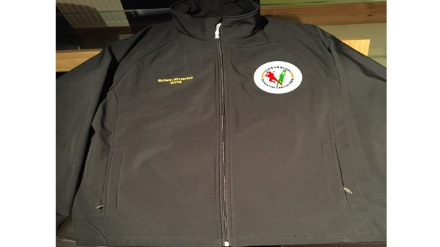 Club Carlow Crested Jacket