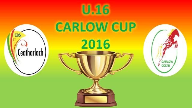 INAUGURAL CARLOW CUP THIS SAt