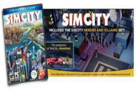 SimCity 2013 version