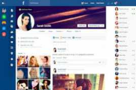 Facebook Themes Facebook Style Gallery 6