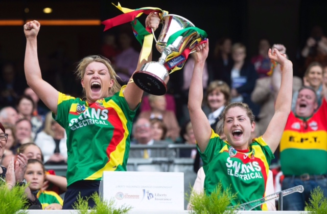 a day for the ages as camogie girls triumph in croker