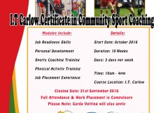Community Coaching Course