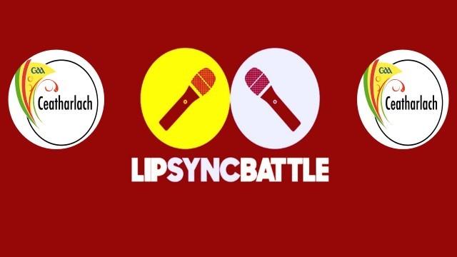 Lip Sync Carlow GAA