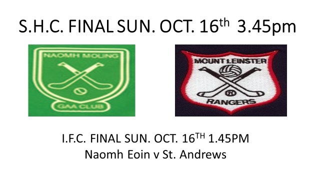 COUNTY FINAL TICKETS AVAILABLE ONLINE & FROM LOCAL SUPERVALUES