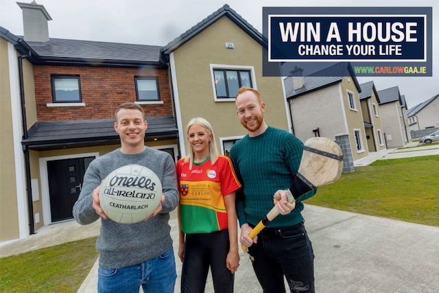 'win a house' draw extended