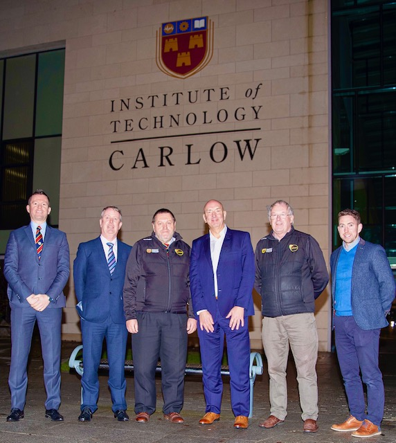Carlow GAA & Institute of Technology Carlow Announce Partnership Extension