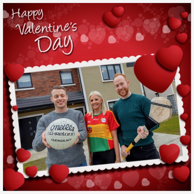 'win a house' valentine's special !!