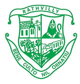 rathvilly gaa club logo
