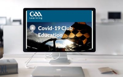 GAA's 'safe return to play': club education modules and resources