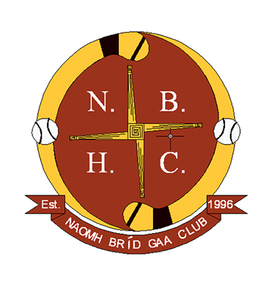 Naomh Brid crest