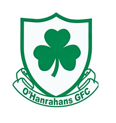 O'Hanrahan's crest