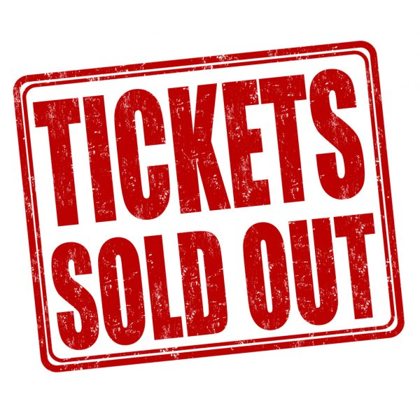 Tickets SOLD OUT !