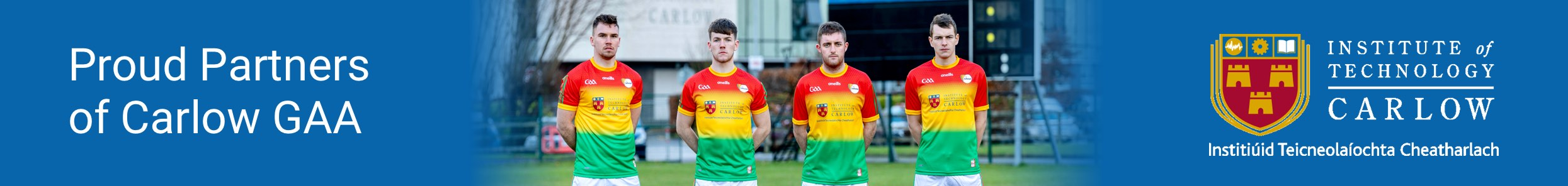 IT Carlow and Carlow GAA