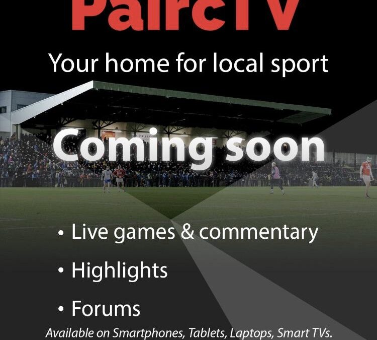 Pairc TV Partnership Announced