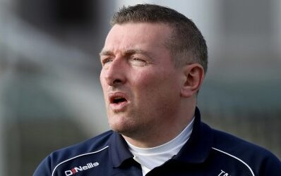 Tom Mullally New Hurling Manager
