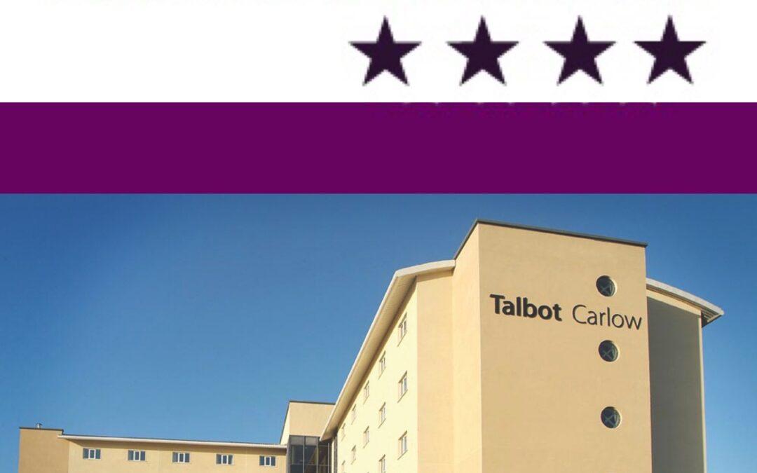 Talbot Hotel Extend Partnership !
